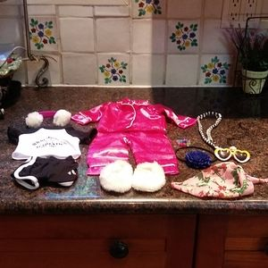 14 Pieces of Generic Clothing for American Girl